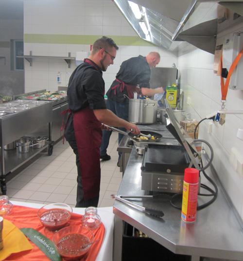 Unsere Küche - en...